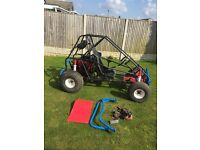Offroad buggy 627cc