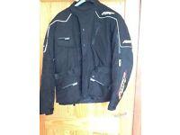 RST motorcycle jacket (medium)