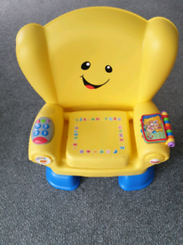 Fisher Price Laugh and Learn Activity Chair