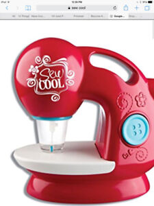 Looking for a Sew cool sewing machine