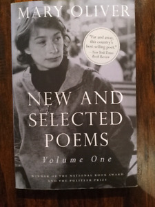 New and Selected Poems Volume One by Mary Oliver