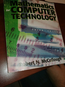 Mathematics for computer technology for st clair