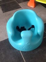 Bumbo chair with straps and tray (not pictured)