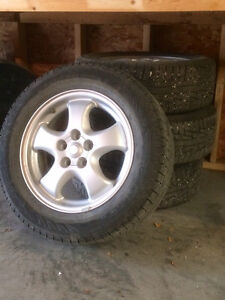 Winter Tires / Rims for 2000-2008 Ford Taurus