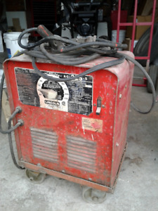 Soudeuse Lincoln AC 225 amp