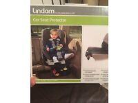 Lindum car seat protector