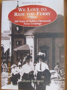 WE LOVE TO RIDE THE FERRY by Joan Payzant