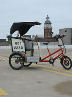 PEDICAB DRIVER WANTED