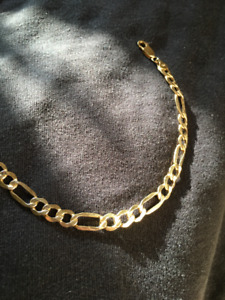10 kt Gold bracelet in perfect condition