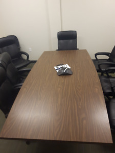 FREE CONFERENCE TABLE