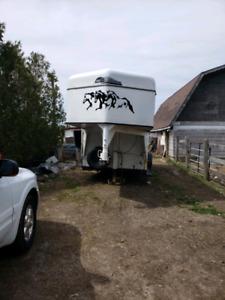Sundowner 3 Horse Trailer