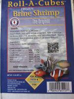 Frozen Brine Shrimp 2 lb--San Francisco Bay Brand(fish,poisson)