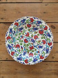 Authentic Decorative Turkish Bowl