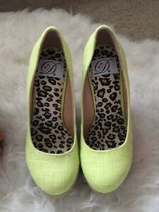 D  wedge shoes for $20