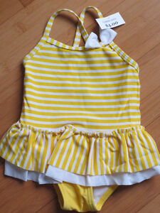 Girls Swimsuits - 3mths