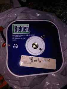 BELDEN COAXIAL CABLE NEW NEVER USED