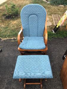 Glide Rocking Chair