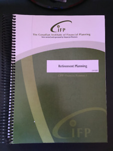 Retirement Planning IFP Course book