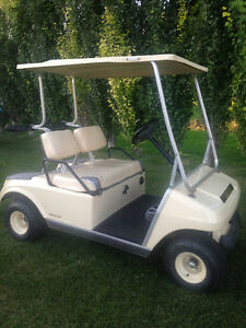 1997 Gas Club Car Golf