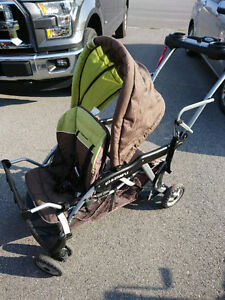 Sit-N-Stand LX Stroller