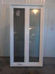 fenêtres  neuves plusieurs grandeur et de tous les prix