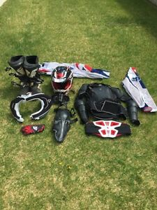 Complete MX Gear Set