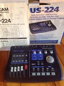Tascam US 224 Controller / USB Interface