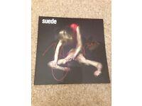 Suede - Bloodsports LP. Warner Brothers 2013. Gatefold Vinyl