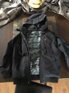 Manteau Volcom pour garçon