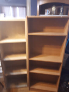 Various bookcases and shelving in Ingersoll