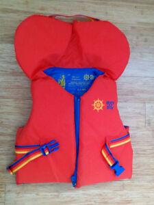 Veste de flottaison - Gilet de sauvetage enfant