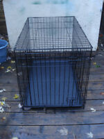 Wire Large Pet Cage / Crate