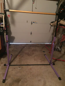 Adjustable Junior Gymnastics Bar
