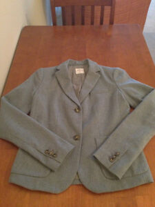 Pale Blue Wool Gap Academy Blazer size 0 London Ontario image 1