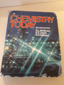 Grade 11 Chemistry textbook for sale