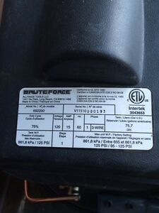 2 Air Compressors for less then the price of 1 Kitchener / Waterloo Kitchener Area image 2