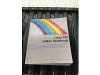 Rare PC Game Book - Amiga - commadore