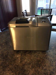 Breville – The Custom Loaf Brad Maker with Automatic Fruit and N