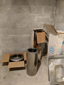 Brand new- Chimney Pipe- need gone today