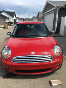 Mini cooper Sunroof 2008