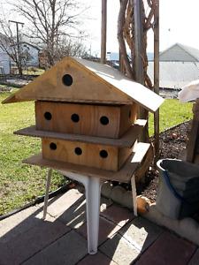 Condo bird house