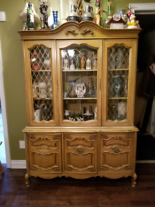 Big Classy Antique Cabinet For Sale!