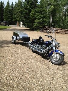 2005 vstar 1100 stage one kit with cargo trailer