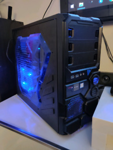 Gaming PC VR Ready, Liquid Cooling