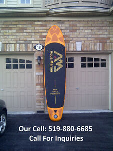 ☼ 2016 Inflatable Stand Up Paddleboards ☼ Two Models In Stock!