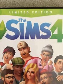 SIMS 4 PC LIMITED EDITION