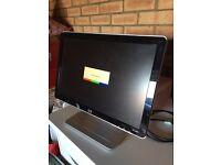 Hewlett-Packard monitor