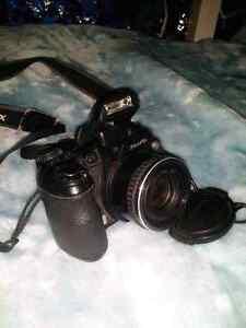 Fujifilm finepix S5500 digital SLR camera Macquarie Fields Campbelltown Area Preview