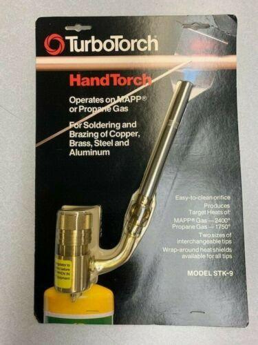 TurboTorch 0386-0403 STK-9 Torch Swirl, Extreme, MAP-Pro/Propane, hand torch-USA