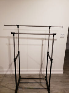 Clothing Rack (double rail)